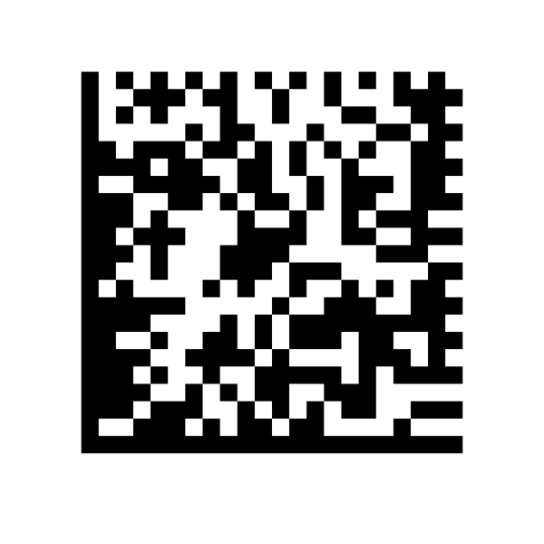 Печать штрих-кода GS1 DataMatrix